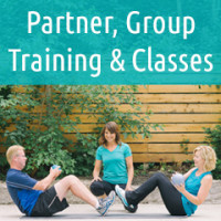 Partner, Group Training & Classes